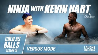 Watch Esports Legend Ninja Teams Up With Kevin Hart | Cold as Balls Season 3 | Laugh Out Loud Network Video