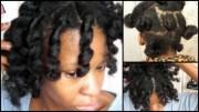 natural hair 2 ways stretch