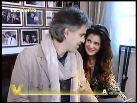 a casa di Andrea Bocelli  YouTube