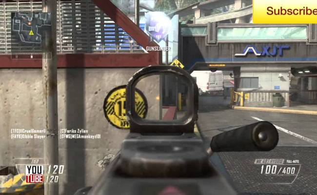 You Can Play Cod Ghosts Now Gun Game Dominating Youtube