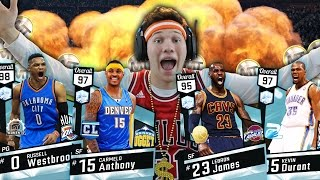 MY BIGGEST WAGER YET!!! NBA 2K17