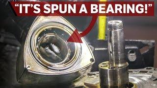 Here's What A Damaged Rotary Engine Looks Like Inside