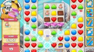 Cookie Jam Level 129