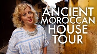 OUR MOROCCAN HOUSE TOUR : Traveling Family of 11
