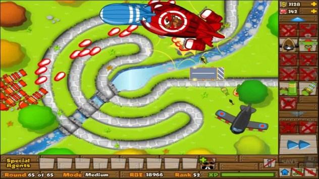 Bloons TD 5 mods | On HAX