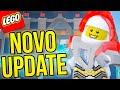 LEGO Worlds PT BR #105 - NOVO UPDATE! NEXO KNIGHTS!
