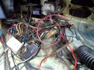 1970 VW Beetle Wiring Problems  YouTube