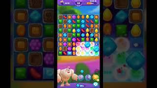 Candy Crush FRIENDS Saga Level 1073 ~ NO BOOSTERS