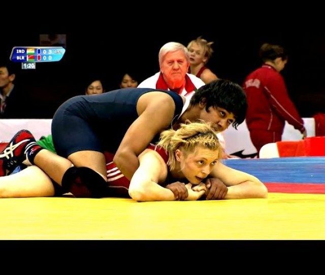 Fila Female Wrestling World Cup Highlight