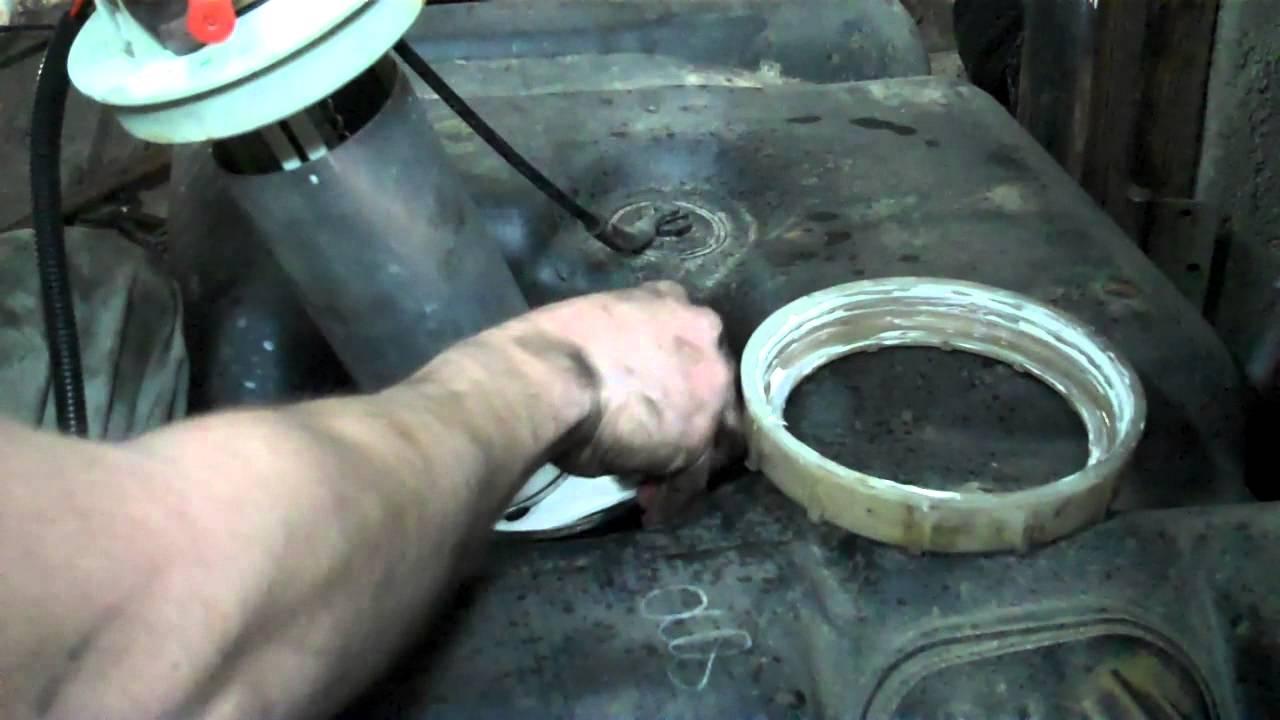 93 Dodge Ac Wiring Diagram 1997 2001 Jeep Cherokee Fuel Pump Module Replacement Xj