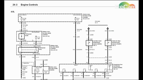 small resolution of ford excursion starter diagram