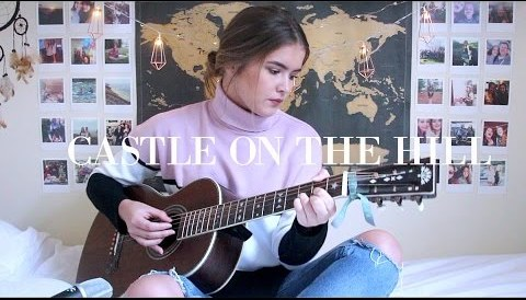 Download Music Castle On The Hill - Ed Sheeran / Cover by Jodie Mellor