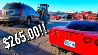$265 Copart WIN!!!! Cheapest Copart Car!!!