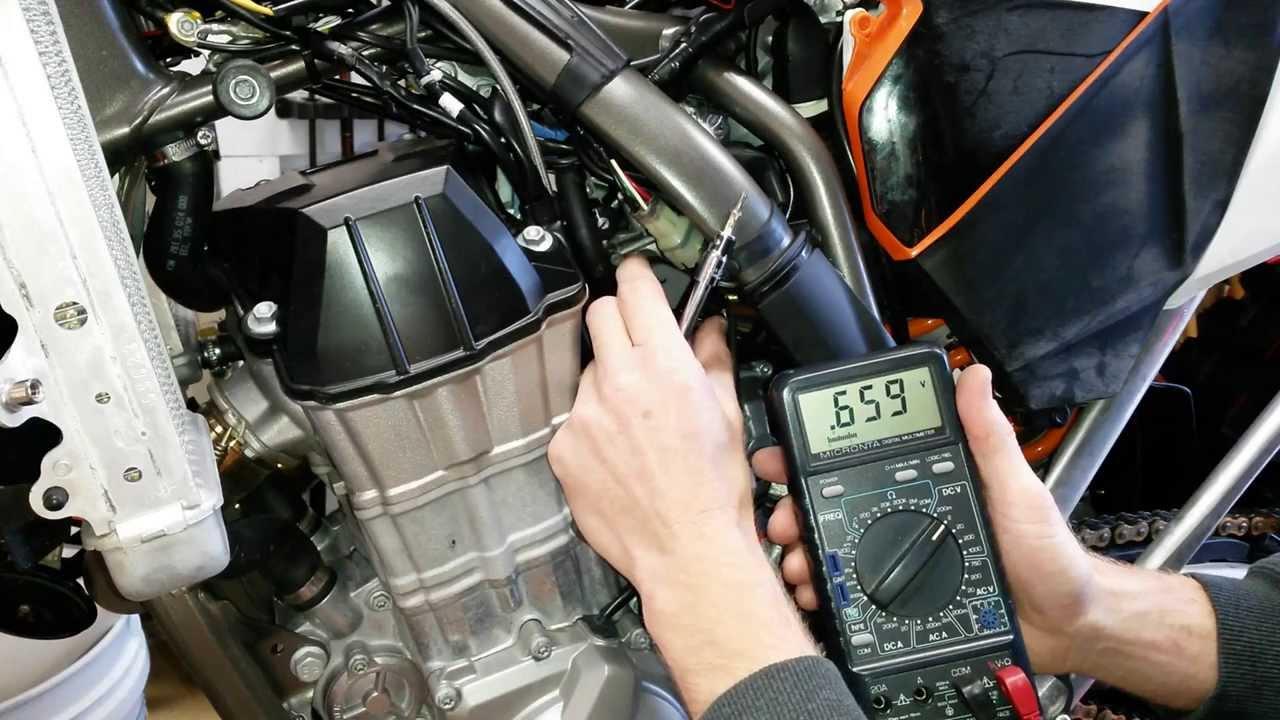 2014 Pilot Fuse Box Ktm Throttle Position Sensor Tps Adjustment The Easy Way