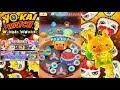 Yo-Kai Watch Wibble Wobble | All Mega Yo-Kai Showcase