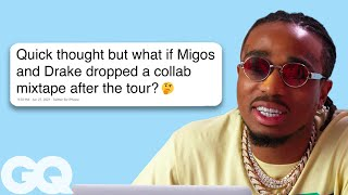 Quavo Goes Undercover on Twitter, , and Reddit | GQ