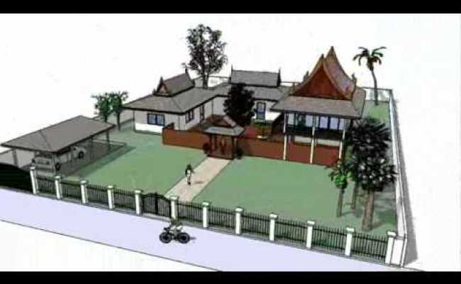 Thai House Design Idea Youtube