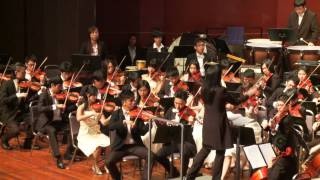 Memory from Musical ″Cats″ performed by Millennium Youth Orchestra