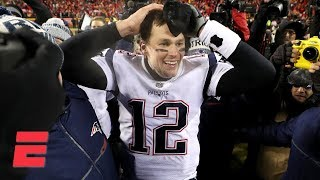 Patriots are the greatest franchise in the history of the NFL - Tom Jackson | NFL Primetime
