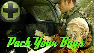 How to Pack for a Milsim Airsoft Game