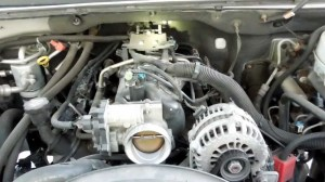 2004 GMC Yukon XL 1500 53L Manifold Absolute Pressure MAP Sensor Location  YouTube