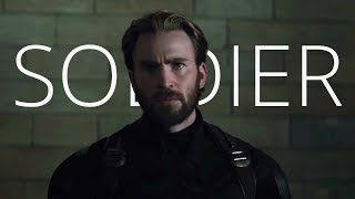Soldier, Captain America.