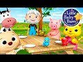 Nursery Rhyme ! | Food Songs! | Compilation from LittleBabyBum! | Live Stream!
