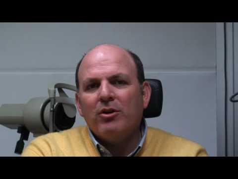 Robert talks about his Intraocular Contact Lens (ICL)