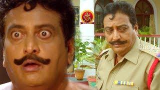 Prudhvi Raj As SI Ankusam || 30 Years Industry Prudhvi Comedy Scenes || Bhavani HD Movies