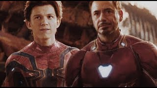 Peter Parker and Tony Stark || Your ward?