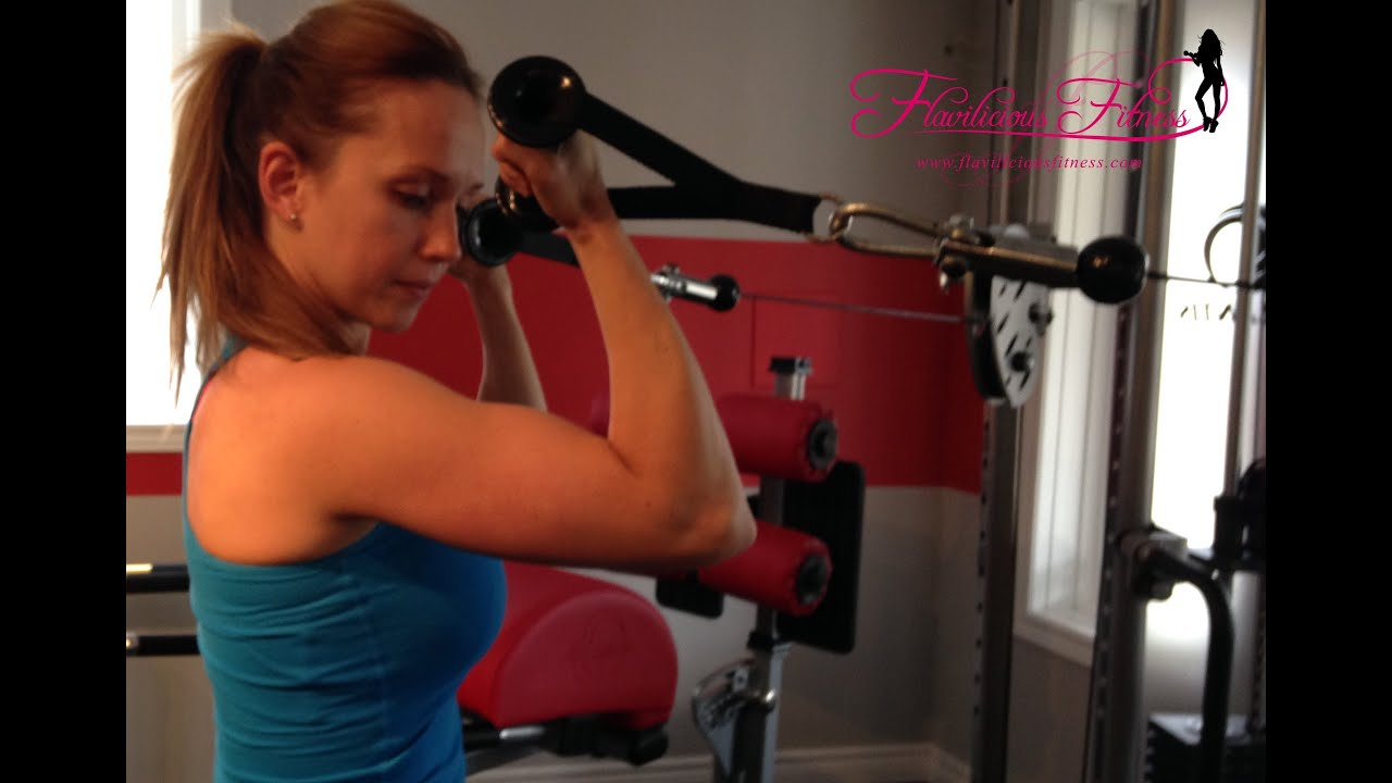 killer exercises for shapely arms youtube