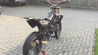 Derbi 80cc Bidalot Racing Factory Banc De Puissanc