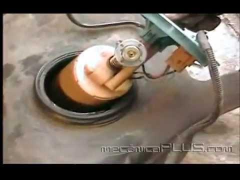 2003 Jeep Wrangler Fuel Filter Location Cambio Bomba De Gasolina Chrysler Stratus Quitando La