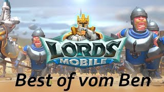 Lords Mobile Stream Best Of Opening Teil 2 [Gastupload von Ben]