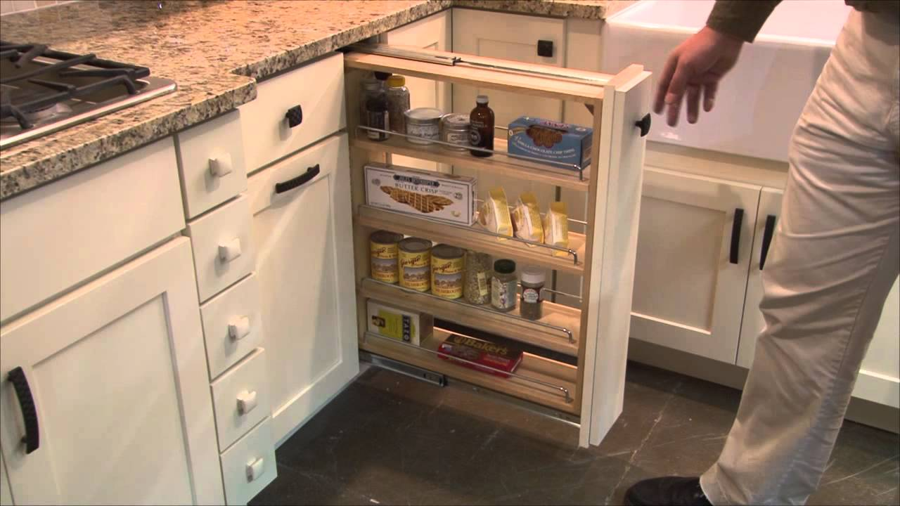 Special Features for Kitchen Cabinets by CliqStudioscom