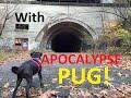 Camping the Urban Wasteland - Abandoned PA Turnpike