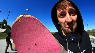 WORST BOARD AT THE PARK   FREMONT MADNESS!!