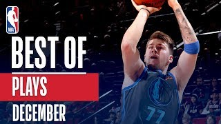 NBA's Best Plays | December 2018-19 NBA Season