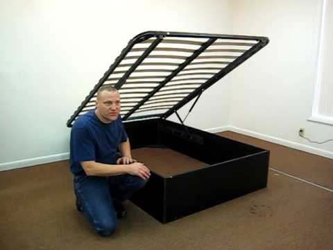 Comfort Flex RV Bed Frame Now At Factory RV Surplus YouTube