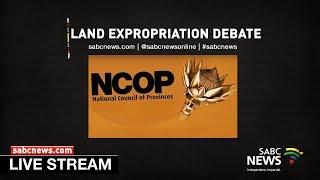 NCOP debates land expropriation report