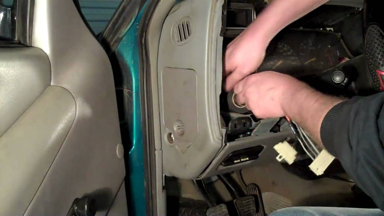 wiring diagram for 2001 chevy silverado 3500 spitronics saturn s10 headlight switch & repair diy - youtube