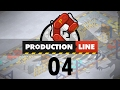 Production Line #04 MEGA FACTORY - Gameplay / Let's Play