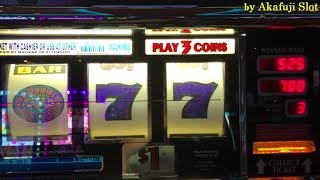 🍀BIG WIN & HUGE WIN🍀Triple Double Diamond on Free Play. Bonus Times $1 Slot Machine, Akafuji Slot