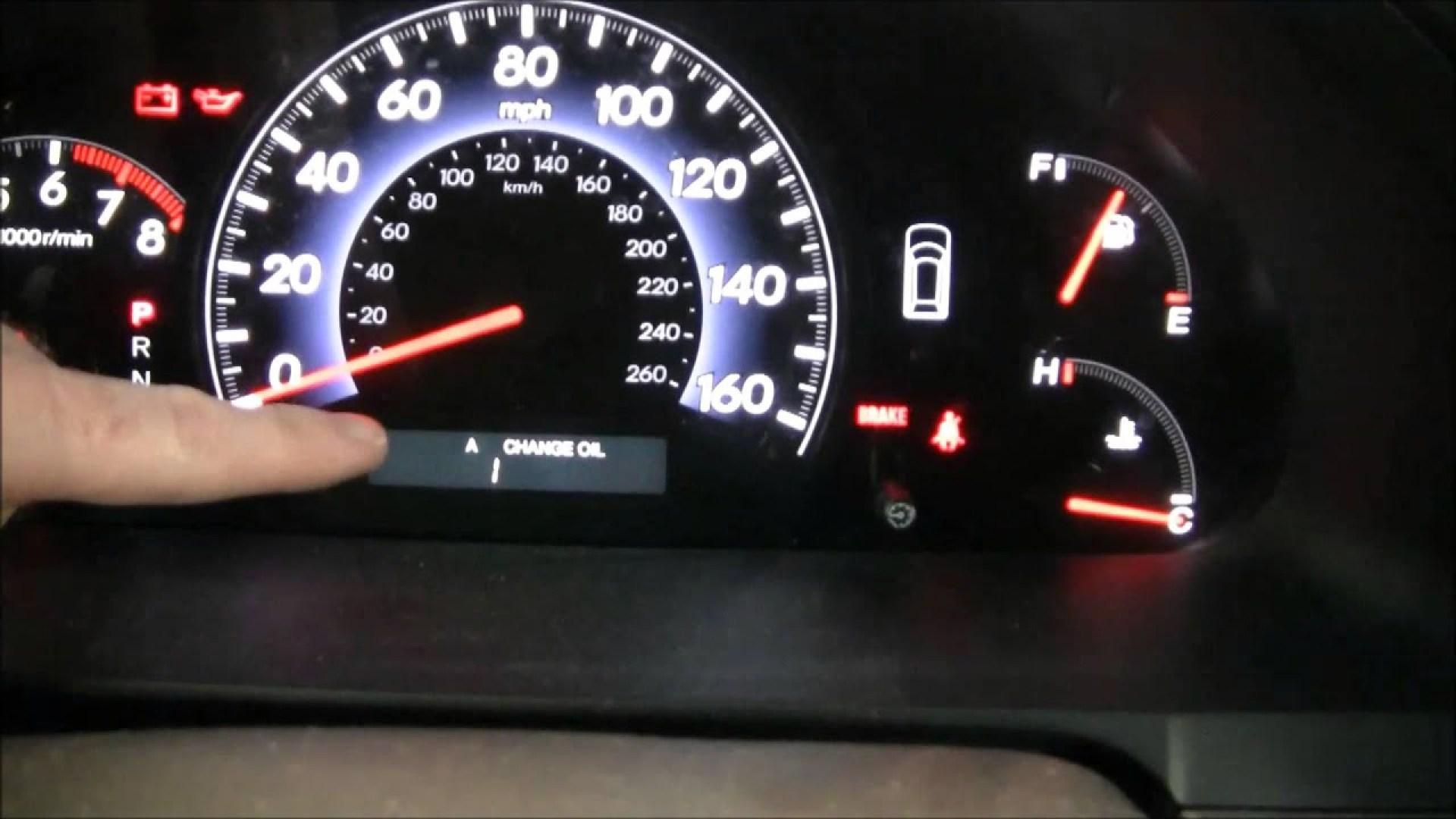 Vsa And Check Engine Light 2009 Honda Pilot | Decoratingspecial.com