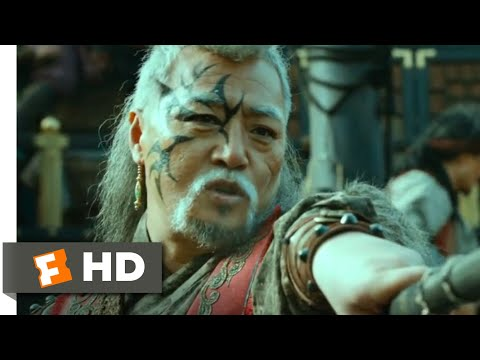 The Pirates (2014) - Three-Way Pirate War Scene (7/10) | Movieclips