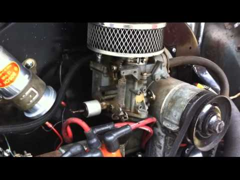John Deere 60 Wiring Diagram Vw Single Weber 44 Idf Amp Electric Rotary Fuel Pump Install