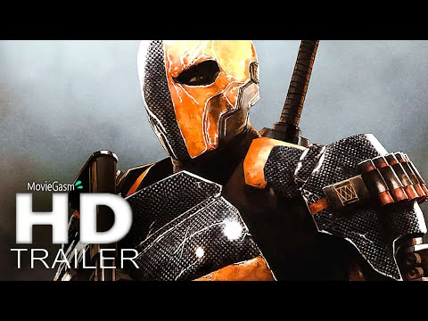 DEATHSTROKE: Knights and Dragons Official Trailer (2020)