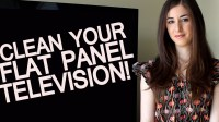 How to Clean a Flat Screen TV - LCD or Plasma (Easy Home ...
