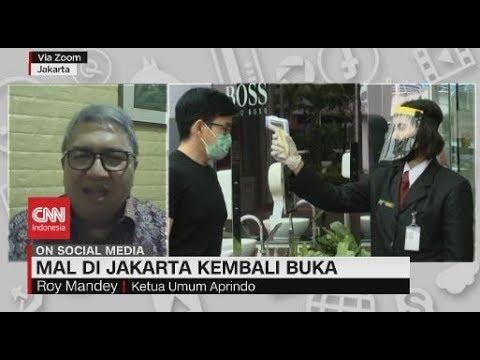 Mal di Jakarta Kembali Buka