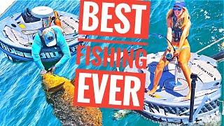 BEST FISHING EVER / Supreme Fish Challenge ft. Ultraskiff